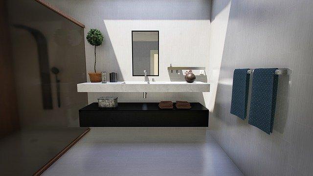 koupelnový návrh